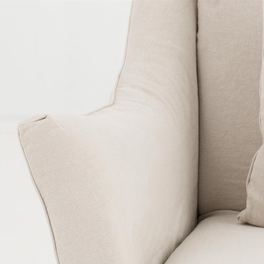Full Size of Couch Mit Leinenbezug Sofa Leinenhusse Leinen Grau Leinenstoff Natur Beige Ecksofa Baumwolle Weiss Charme De Provence Flamant Sofas Bett Stauraum 140x200 Wohnzimmer Sofa Mit Leinenbezug