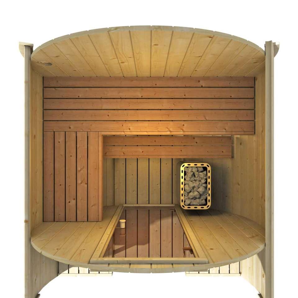 Full Size of Finn Art Fsauna Alvi 5 Thermoholz Gartenhaus Kingde Sofa Kaufen Günstig Bett Küche Gebrauchte Fenster Mit Elektrogeräten Sauna Im Badezimmer Einbauküche Wohnzimmer Sauna Kaufen