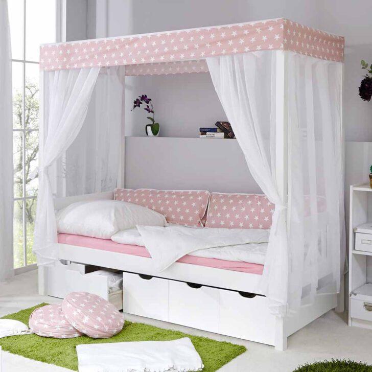 Medium Size of Weiss Massivholz Himmelbetten Online Kaufen Mbel Suchmaschine Wohnzimmer Mädchenbetten