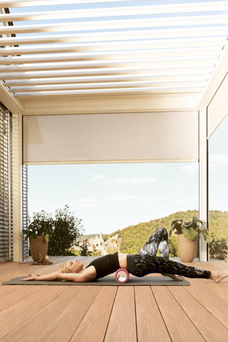 Medium Size of Terrassen Pavillon Wasserdicht Terrasse Pergola Aluminium Gestell Obi Bauhaus Metall Pavio Ihr Modularer Fr Garten Und Wohnzimmer Terrassen Pavillon