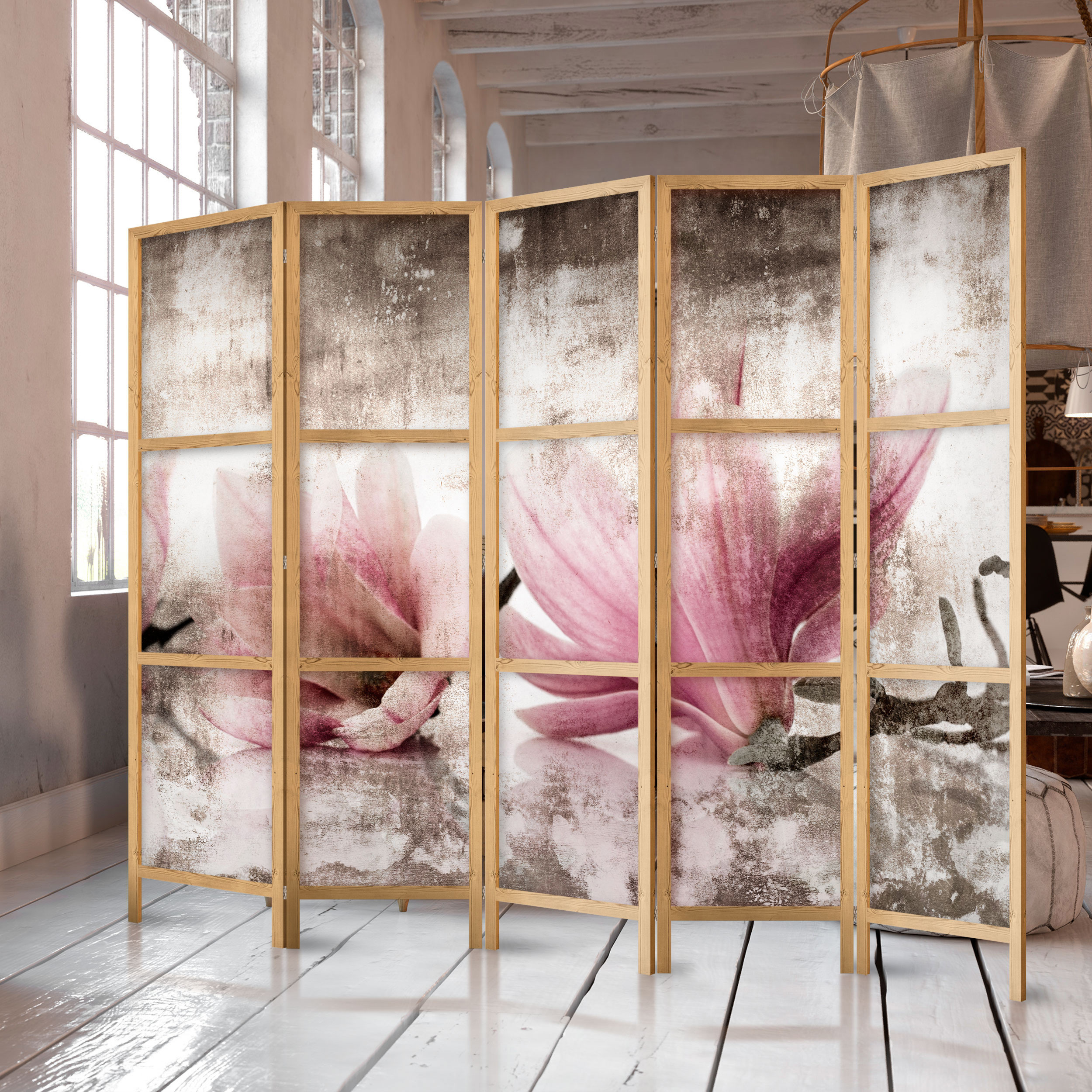 Full Size of Blumen Trennwand Raumteiler Paravent Spanische Wand Garten Pflanze Kräutergarten Küche Eckbank Pavillon Trampolin Kinderhaus Vertikal Spielgeräte Für Den Wohnzimmer Paravent Für Garten