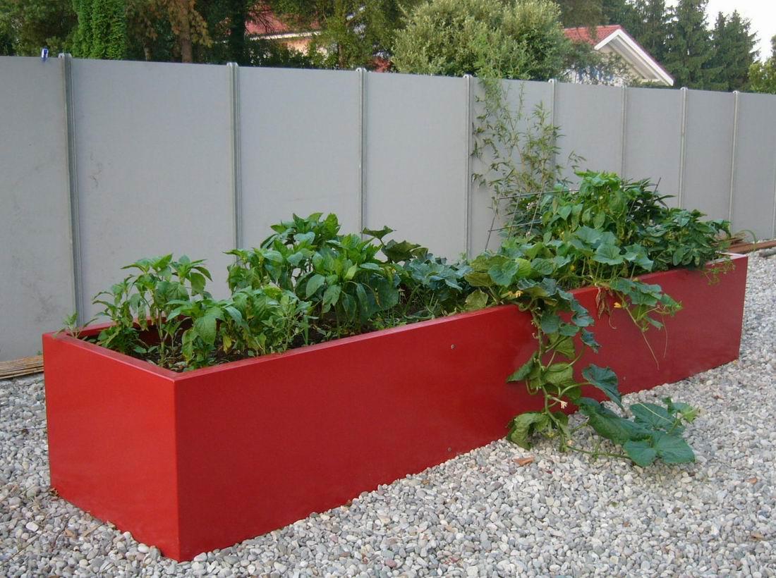 Full Size of Hochbeet Edelstahl Hochbeete Garten Outdoor Küche Edelstahlküche Gebraucht Wohnzimmer Hochbeet Edelstahl