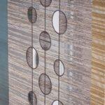 Moderne Küche Gardinen 2020 Wohnzimmer Moderne Flchenvorhnge Nach Ma Und Fensterbehnge Von Viora Grillplatte Küche Günstig Kaufen Led Beleuchtung Barhocker Mini Schrankküche Pendelleuchten