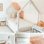 Ein Diy Kinderbett In Hausform Selber Bauen Mit Obi Wohnzimmer Kinderbett Diy