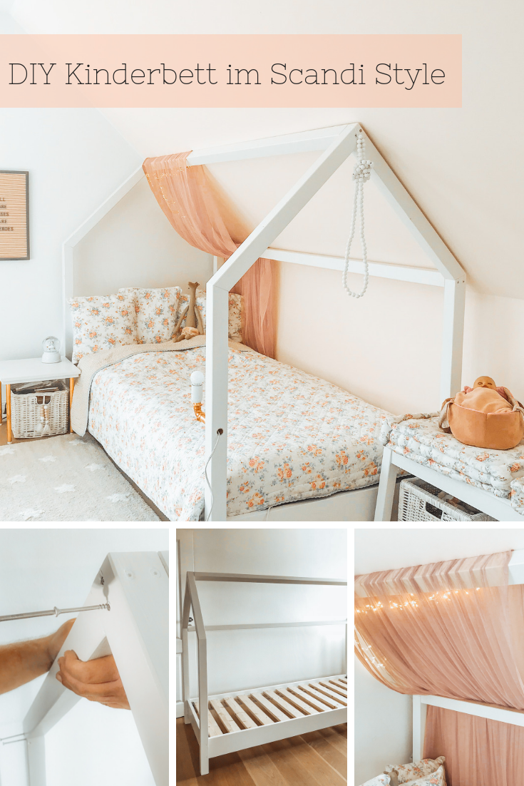Full Size of Ein Diy Kinderbett In Hausform Selber Bauen Mit Obi Wohnzimmer Kinderbett Diy