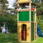 Spielturm Bauhaus Wohnzimmer Spielturm Bauhaus Winnetoo Playcenter And Swings Playground Category Kinderspielturm Garten Fenster
