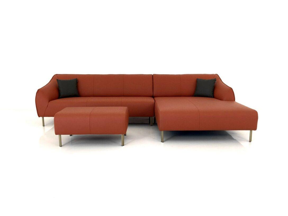 Large Size of Freistil Ausstellungsstück 132 Rolf Benz Sofa Mit Recamiere Und Hockerbank Im Küche Bett Wohnzimmer Freistil Ausstellungsstück