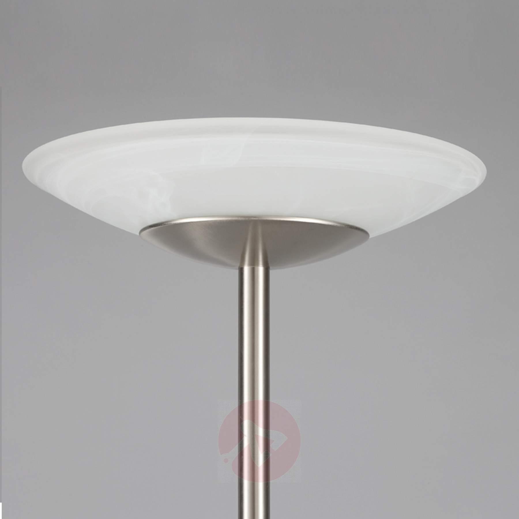 Full Size of Stehleuchte Led Dimmbar Design Stehlampe Aldi Deckenfluter Messing Mit Leseleuchte 3000 Lumen Edelstahl Amazon Fernbedienung Leselampe Test Stehlampen Sofa Wohnzimmer Stehlampe Led Dimmbar