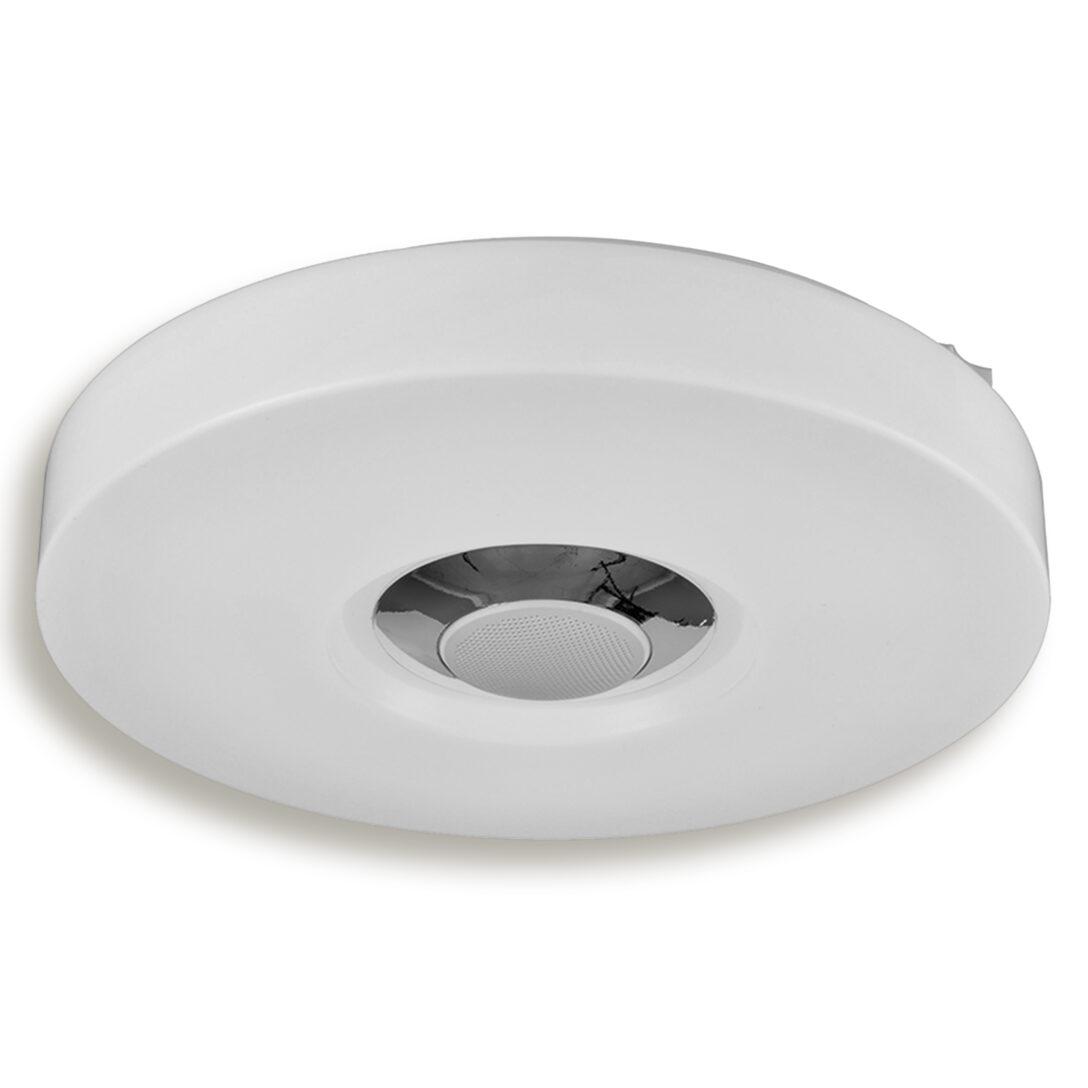Large Size of Küchen Deckenlampe Rgb Led Bluetooth Lautsprecher Dimmbar Online Wohnzimmer Deckenlampen Esstisch Modern Regal Bad Schlafzimmer Für Wohnzimmer Küchen Deckenlampe