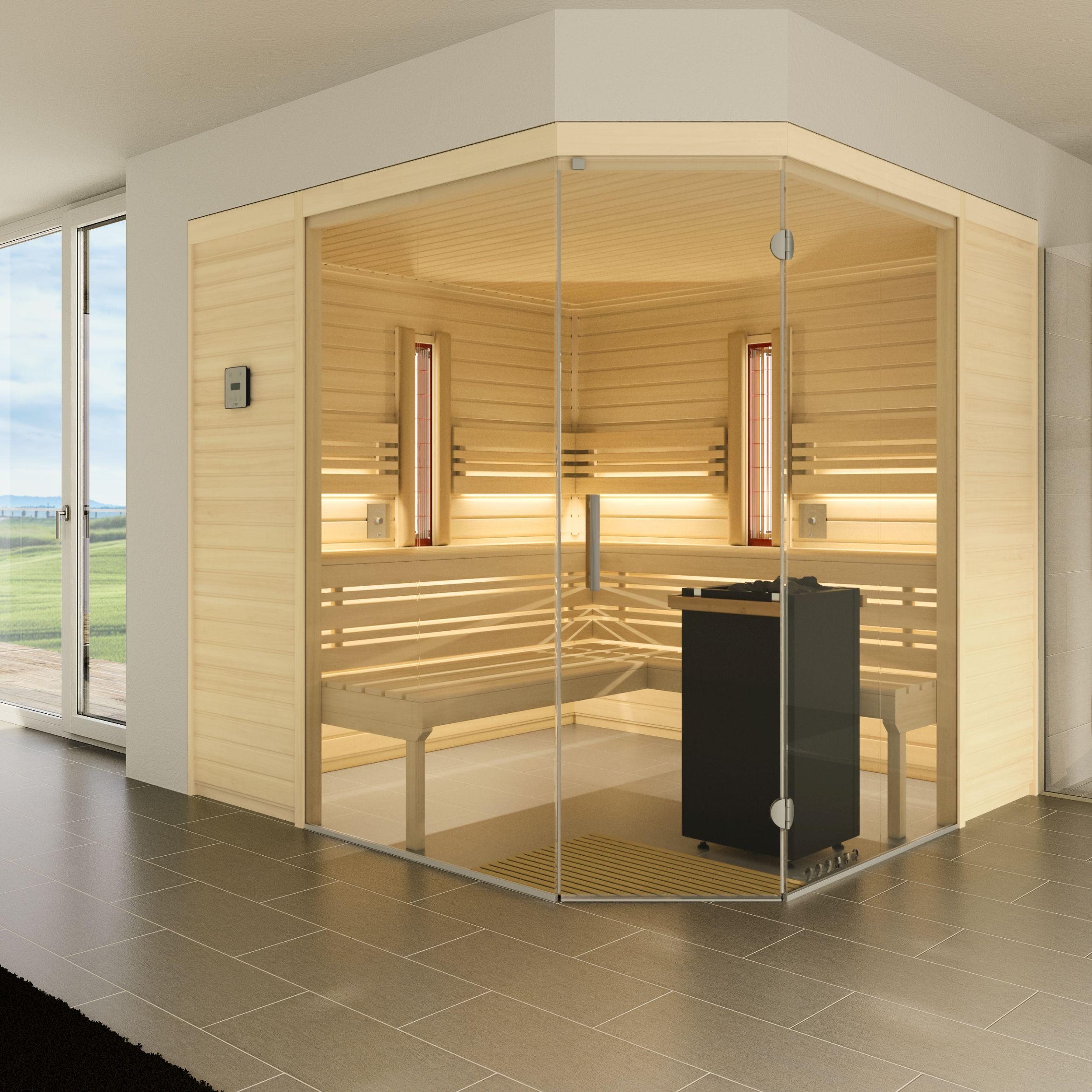 Full Size of Außensauna Wandaufbau Infraworld Sauna Infrarot Erleben Sie Wohltuende Kraft Der Wrme Wohnzimmer Außensauna Wandaufbau