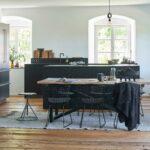 Moderne Kche In Alter Villa Werkhaus Kchen Designkchen Aus Freistehende Küche Küchen Regal Wohnzimmer Freistehende Küchen