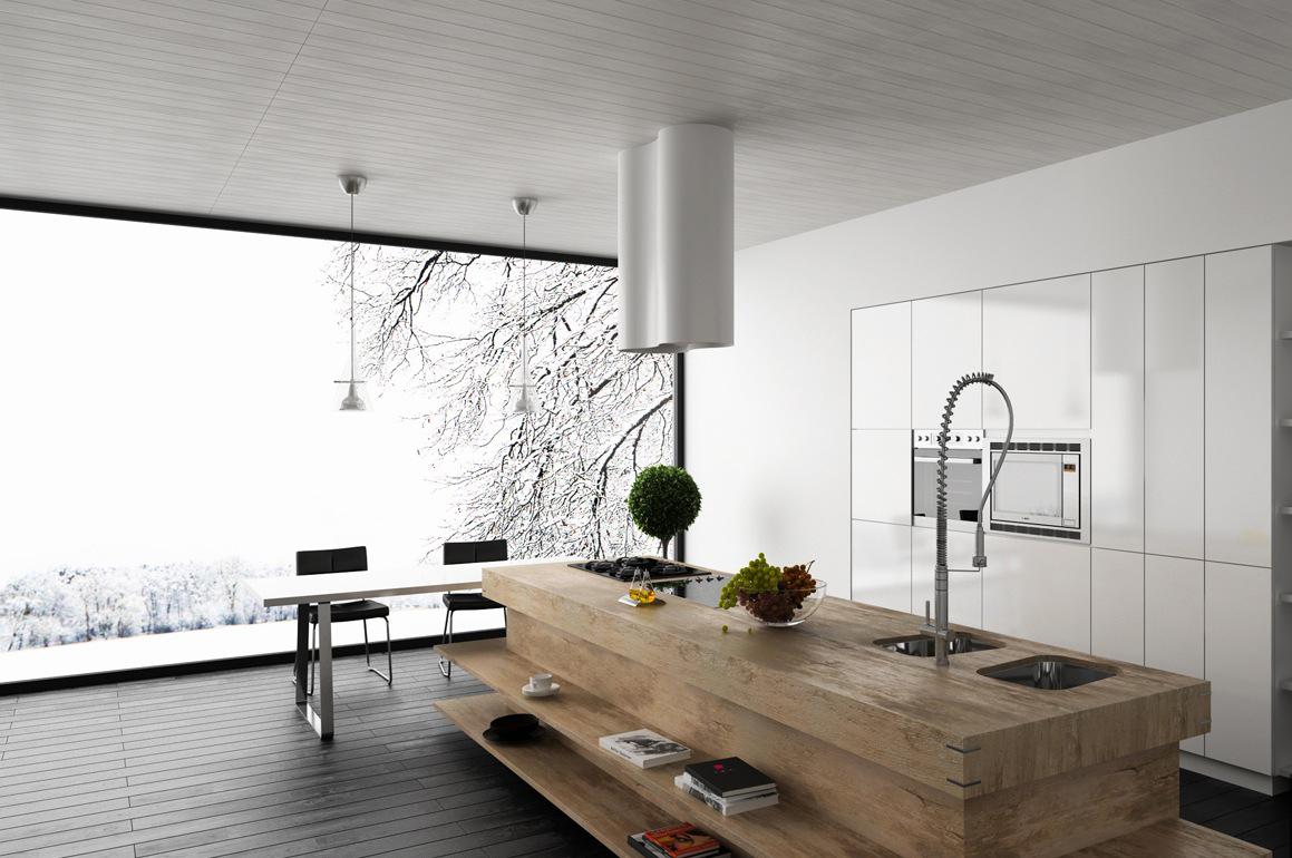 Full Size of Hängeregal Kücheninsel Moderne Regale Hngeregal Velementa Aus Wildeiche Massivholz Küche Wohnzimmer Hängeregal Kücheninsel