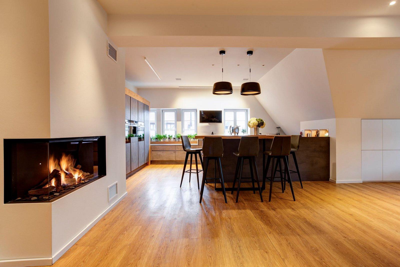 Full Size of Kche Fr Dachgeschosswohnung Dachwohnung Einrichten 30 Ideen Badezimmer Kleine Küche Wohnzimmer Dachgeschosswohnung Einrichten