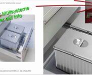 Auszug Mülleimer Ikea