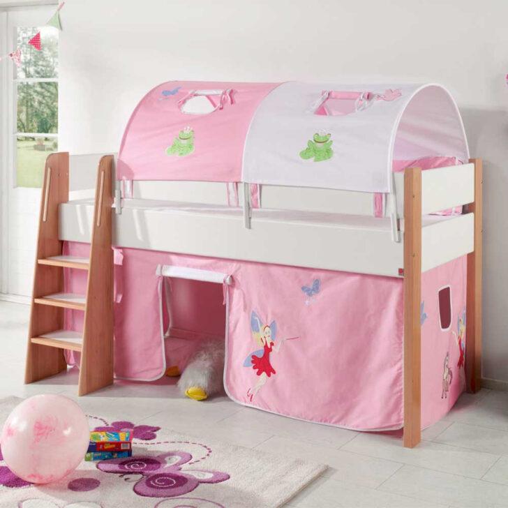 Medium Size of Halbhohes Hochbett Roverario Im Fee Design Pharao24de Bett Wohnzimmer Halbhohes Hochbett