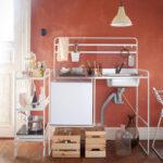 Ikea Hack Papa Baut Aus 7 Kchenschrnken Ein Traumbett Fr Seine Sofa Mit Schlaffunktion Miniküche Betten Bei Küche Kaufen Singleküche Kühlschrank E Geräten Wohnzimmer Single Küchen Ikea