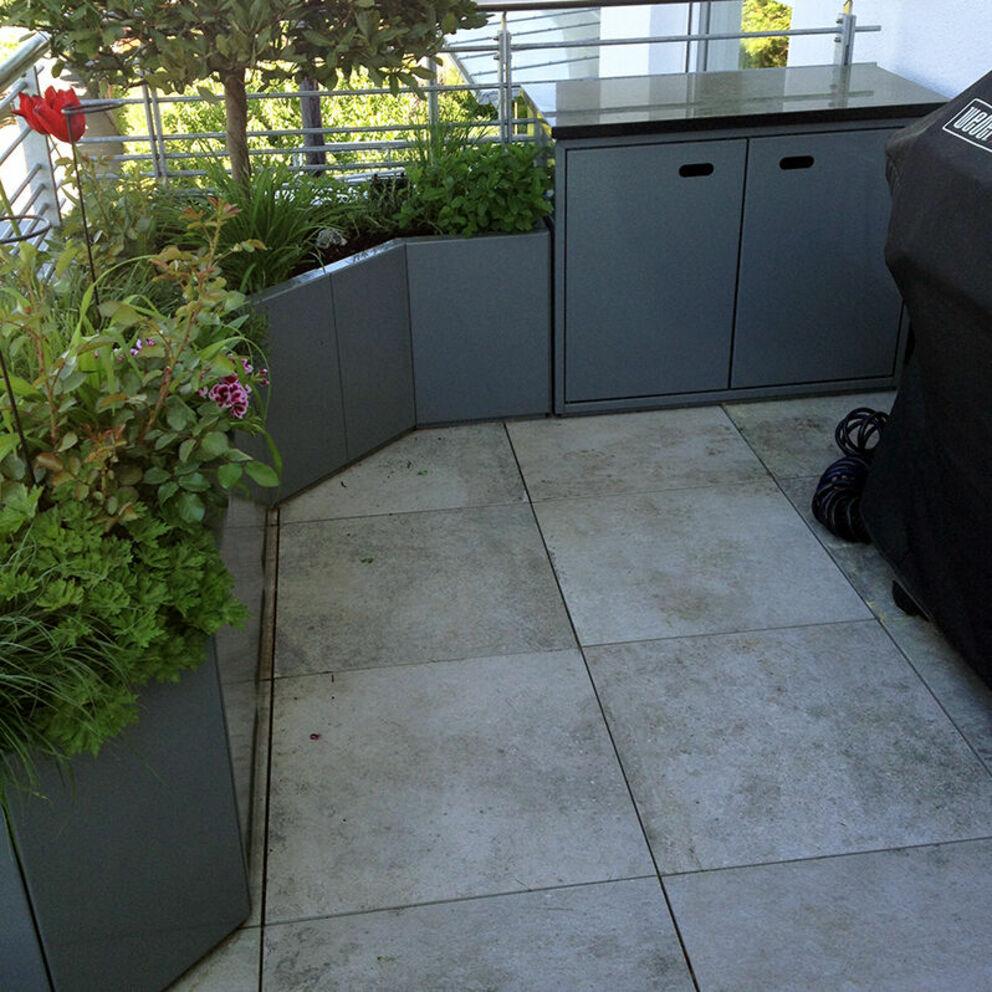 Full Size of Hochbeet Edelstahl Pflanzgefe Garten Edelstahlküche Gebraucht Outdoor Küche Wohnzimmer Hochbeet Edelstahl