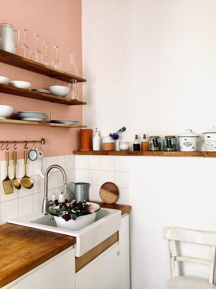 Medium Size of Weiße Küche Wandfarbe Farbe In Der Kche So Wirds Wohnlich Thekentisch Einlegeböden Sideboard Günstige Mit E Geräten Abfallbehälter Grau Hochglanz Wohnzimmer Weiße Küche Wandfarbe