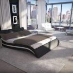 Polsterbett 200x220 Modernes Designer Bett Accent Im Exklusiven Design Betten Wohnzimmer Polsterbett 200x220