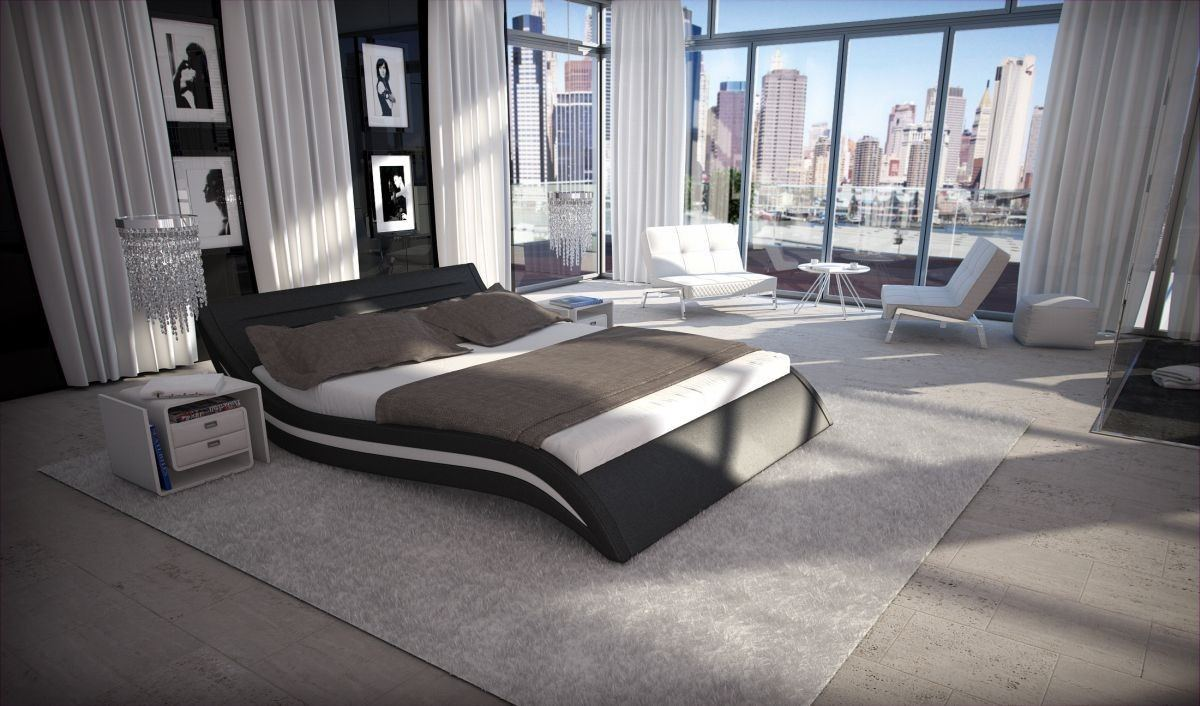 Full Size of Polsterbett 200x220 Modernes Designer Bett Accent Im Exklusiven Design Betten Wohnzimmer Polsterbett 200x220