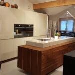 Massivholzküche Abverkauf Elegante Massivholzkche Von Team 7 Inselküche Bad Wohnzimmer Massivholzküche Abverkauf