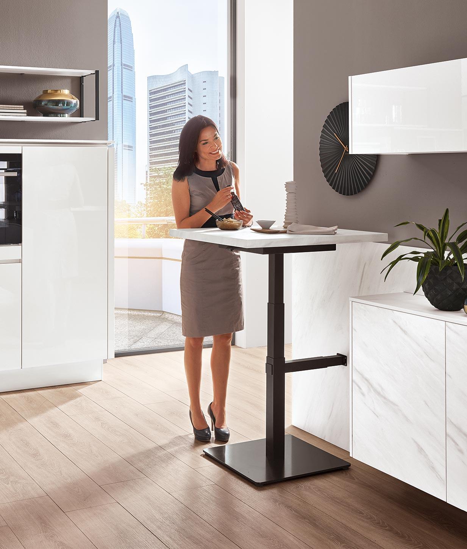 Full Size of Küchen Bartisch Kchentheke Diese Varianten Sind Machbar Küche Regal Wohnzimmer Küchen Bartisch