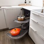 Küche Eckschrank Rondell Welcher Schubladen Typ Passt Zu Ihrer Kche 11 Alternativen Kaufen Mit Elektrogeräten Ohne Elektrogeräte Singleküche Kühlschrank Wohnzimmer Küche Eckschrank Rondell