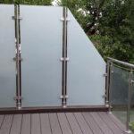 Sichtschutz Balkon Paravent Obi Holz Glas Fr Garten Im Fenster Sichtschutzfolie Wpc Für Einseitig Durchsichtig Sichtschutzfolien Wohnzimmer Sichtschutz Balkon Paravent