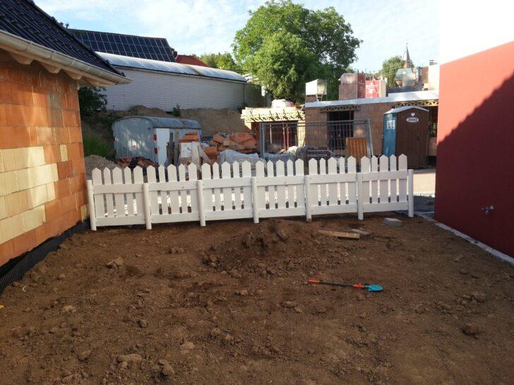 Medium Size of Zaun Paletten Wir Bauen Ein Okal Haus Aus Europaletten Garten Bett 140x200 Regale Regal Kaufen Wohnzimmer Zaun Paletten