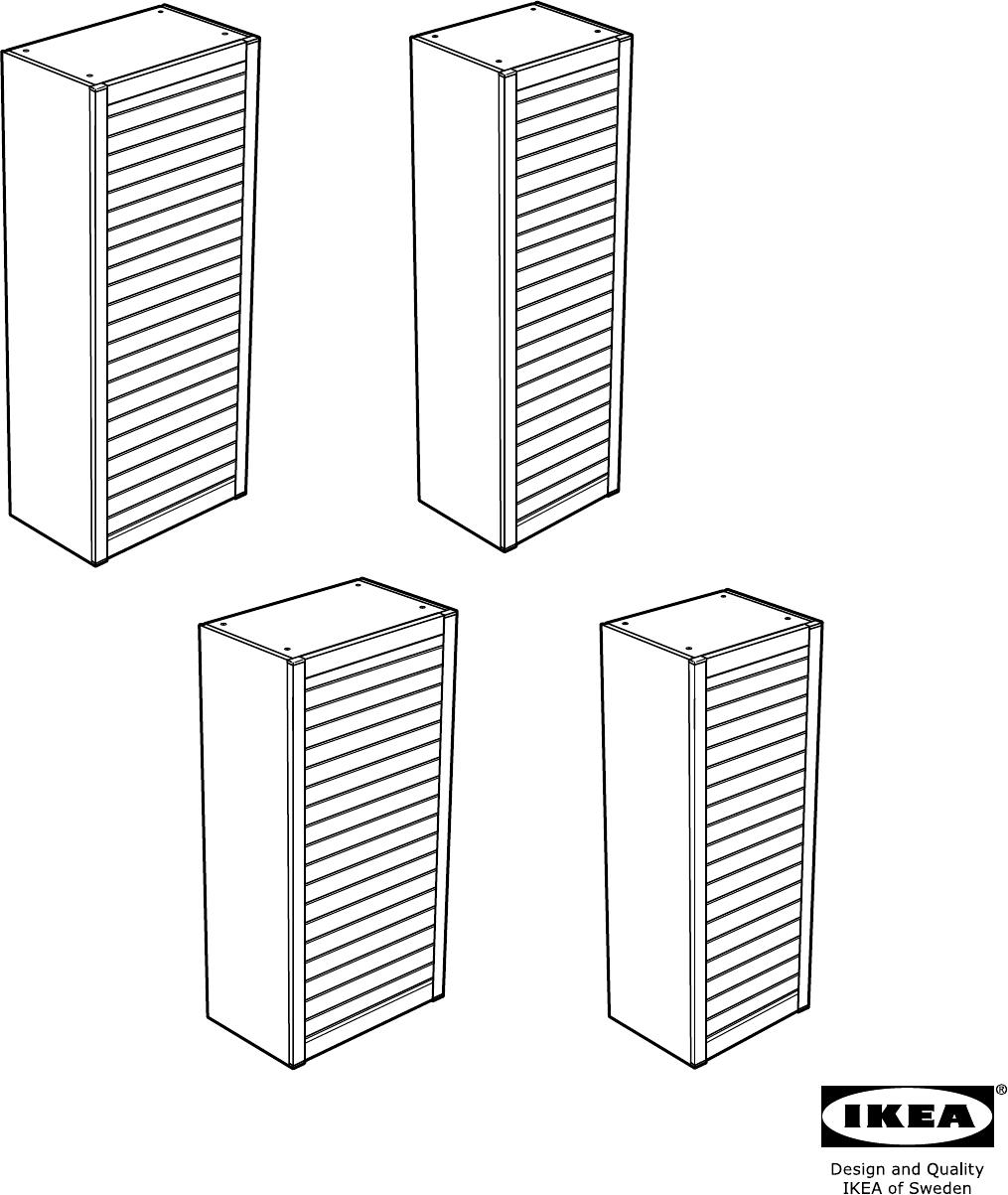 Full Size of Jalousieschrank Rolladenschrank Ikea Bedienungsanleitung Avsikt Rolluikkast Seite 1 Von 36 Küche Kaufen Sofa Mit Schlaffunktion Miniküche Modulküche Kosten Wohnzimmer Jalousieschrank Rolladenschrank Ikea