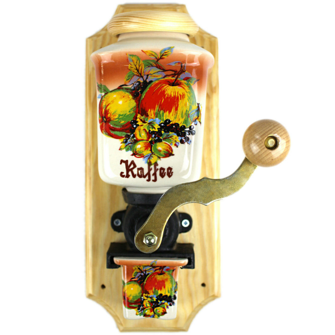 Large Size of Obst Aufbewahrung Wand Kaffeemhle Keramik Deko Wandkaffeemhle Wandmhle Glastrennwand Dusche Wandbelag Küche Wandregal Bad Anbauwand Wohnzimmer Wandtattoos Wohnzimmer Obst Aufbewahrung Wand