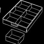 Drawer Cabinets Aufbauschrnke Pdf Kostenfreier Download Schubladeneinsatz Küche Stecksystem Regal Wohnzimmer Schubladeneinsatz Stecksystem