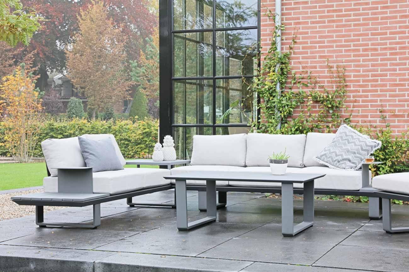 Full Size of Loungemöbel Alu Premium Loungembel Set 3 Teilig Anthrazit Creme Gnstig Aluminium Verbundplatte Küche Fenster Holz Preise Aluplast Garten Günstig Wohnzimmer Loungemöbel Alu