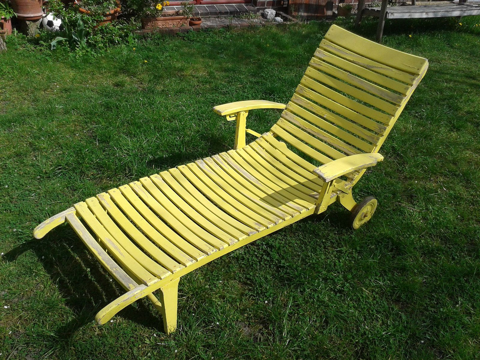 Full Size of Bauhaus Gartenliege Deck Chair 1930 Deutsche Moderne Fenster Wohnzimmer Bauhaus Gartenliege