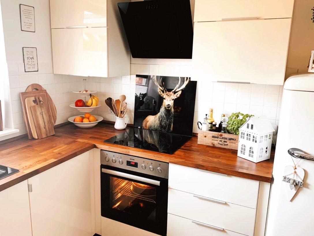 Large Size of Ein Bisschen Umgerumt In Der Kche Kcheninspo I Schwingtür Küche Ikea Kosten Miniküche Mit Kühlschrank Bartisch Kaufen Tipps Laminat Wandtattoo Nolte Wohnzimmer Küche Deko Ikea