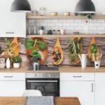 Küchen Regal Glasbilder Küche Bad Wohnzimmer Küchen Glasbilder