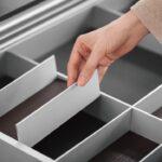 Schubladeneinsatz Stecksystem Kche Fr Teller Besteckeinsatz Regal Küche Wohnzimmer Schubladeneinsatz Stecksystem