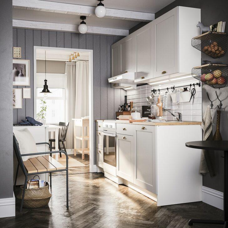 Medium Size of Knoxhult Kche Grau Ikea Deutschland Abfallbehälter Küche Planen Hochglanz Anrichte Lüftung Eiche Landhausküche Edelstahlküche Eckschrank Wandbelag Wohnzimmer Rückwand Küche Ikea