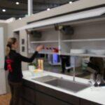 Nolte Hängeschrank Wohnzimmer Nolte Hängeschrank 13 Internationale Kchenmesse In Stuttgart Hngeschrank Mit Küche Wohnzimmer Badezimmer Höhe Bad Weiß Hochglanz Glastüren Schlafzimmer