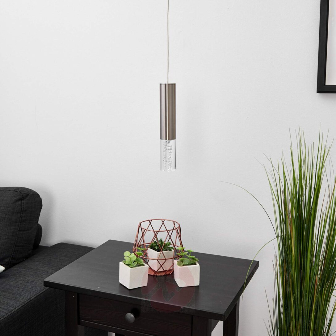 Large Size of Lampe über Kochinsel Led Pendelleuchte Bubble 1 Flg Kaufen Lampenweltde Deckenlampe Esstisch Wohnzimmer Lampen Deckenlampen Modern überwurf Sofa Stehlampe Wohnzimmer Lampe über Kochinsel