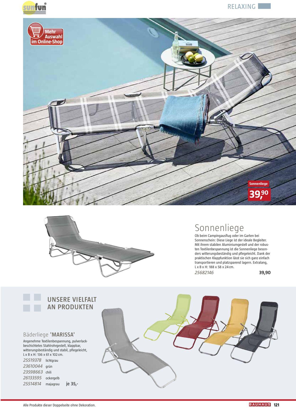 Full Size of Bauhaus Garten Liegestuhl Auflage Relax Design Kinder Holz Klapp Fenster Wohnzimmer Bauhaus Liegestuhl