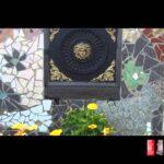 Kunst Im Garten Selber Machen Mein Schner Dachgarten Mosaik V Ia Preuschoff Badezimmer Kosten Schaukel Schlafzimmer Kommode Loungemöbel Holz Wohnzimmer Wohnzimmer Kunst Im Garten Selber Machen