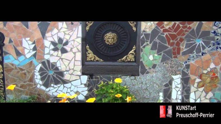 Medium Size of Kunst Im Garten Selber Machen Mein Schner Dachgarten Mosaik V Ia Preuschoff Badezimmer Kosten Schaukel Schlafzimmer Kommode Loungemöbel Holz Wohnzimmer Wohnzimmer Kunst Im Garten Selber Machen