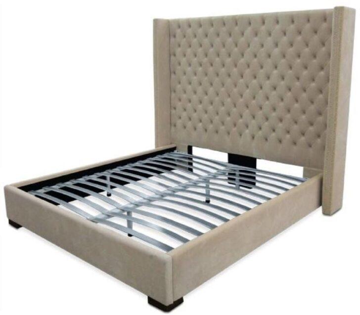 Medium Size of Boxspringbett 200x200 Beige Samt 180x200 Sofa Schlafzimmer Set Mit Wohnzimmer Boxspringbett Beige Samt