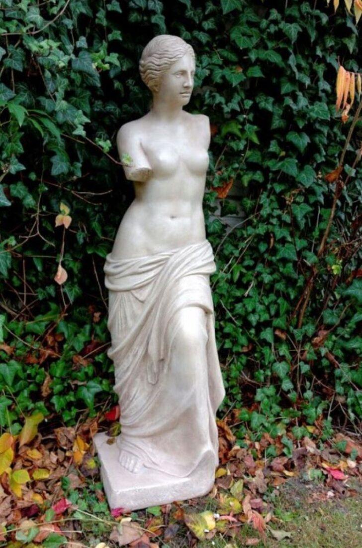Medium Size of Gartenskulpturen Kaufen Casa Padrino Jugendstil Gartendeko Skulptur Statue Venus Grau H Betten 140x200 Regal Sofa Online Gebrauchte Küche Ikea Bett Günstig Wohnzimmer Gartenskulpturen Kaufen