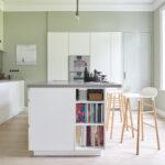 Ideen Frs Kche Streichen Und Gestalten Alpina Farbe Einrichten Landhausküche Weiß Grau Moderne Weisse Gebraucht Wohnzimmer Landhausküche Wandfarbe