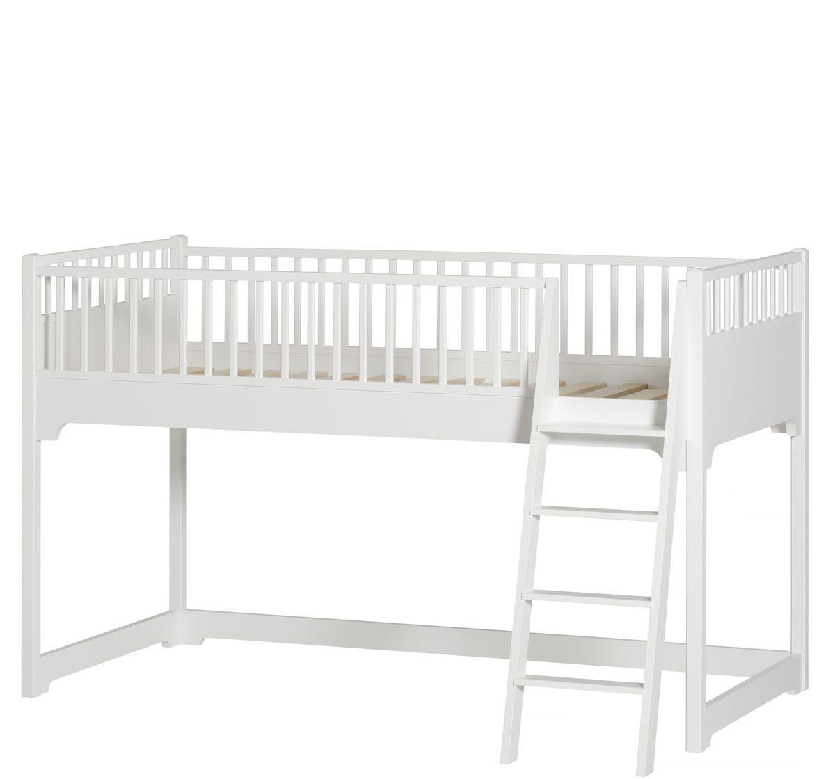 Full Size of Seaside Halbhohes Hochbett Oliver Furniture Kleine Fabriek Bett Wohnzimmer Halbhohes Hochbett