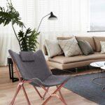 Suhu Klappstuhl Camping Stuhl Lounge Sessel Modern Design Retro Garten Set Loungemöbel Günstig Möbel Holz Sofa Wohnzimmer Lounge Klappstuhl