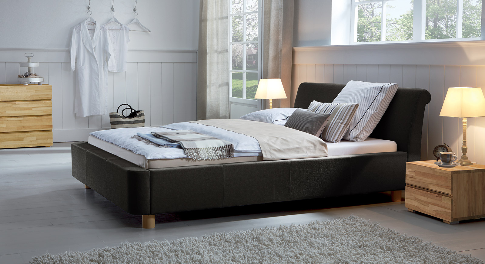 Full Size of Bettgestell 200x220 Betten Bett Wohnzimmer Polsterbett 200x220