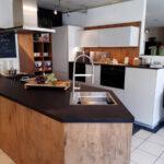 Olina Küchen Wohnzimmer Olina Küchen Regal